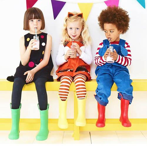 Wild Things Make in UK Childrenswear