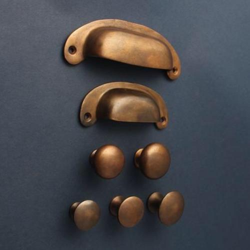 Yesterhome, UK made cast iron fittings and ironmongery