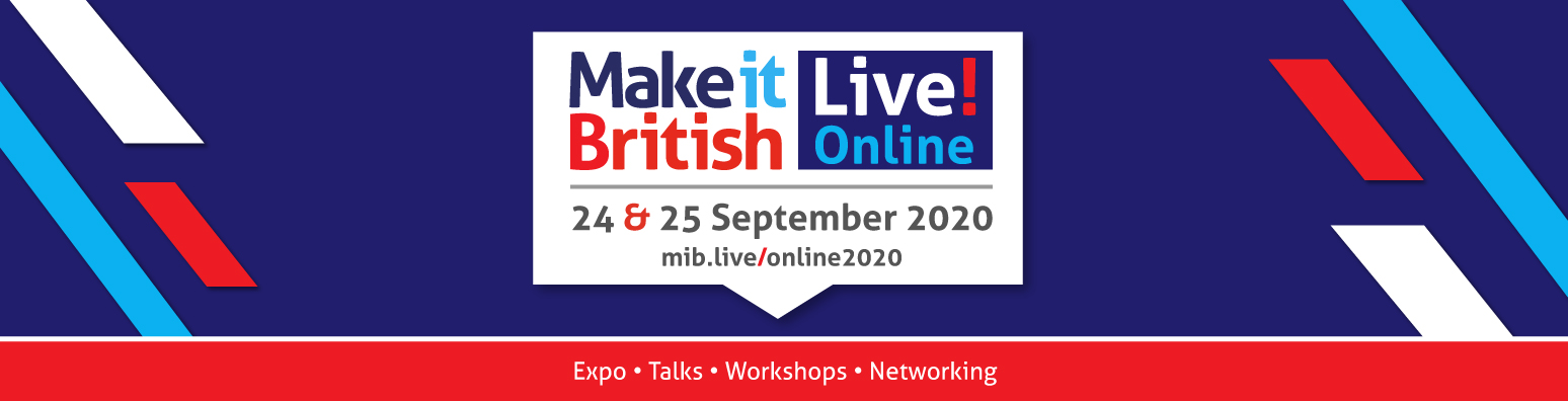 make it British Live! online