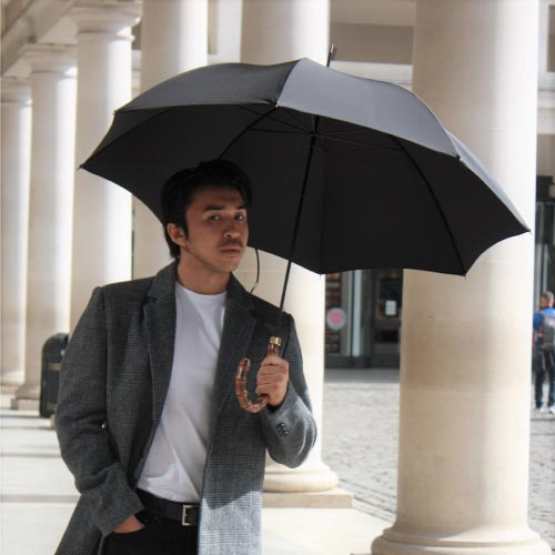 Ince Umbrellas, UK-made umbrella, UK Christmas Gift, UK Christmas Gifts for Him, British Gifts,