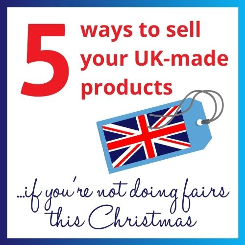 Sell your UK-made Products