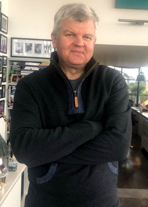 Adrian Chiles, Living British, Touch of Tweed