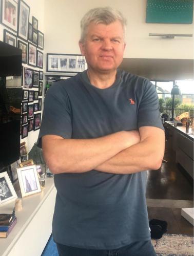 Adrian Chiles, BBC Radio 4, Living British, Big Fox Apparel