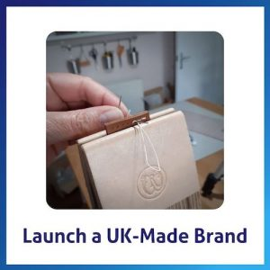 Launch a UK-made brand
