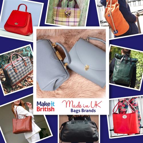 Top 10 Made in UK bags