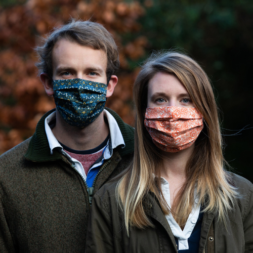 David Watson Face Coverings