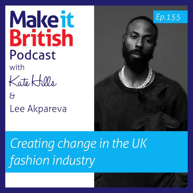 Podcast Ep.155 Lee Akpareva