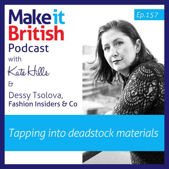 Podcast Ep.157 Dessy Tsolova, Fashion Insiders & Co