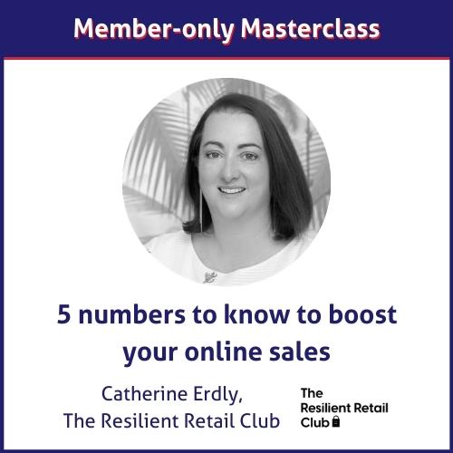 Catherine Erdly Member Masterclass