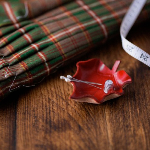 Roslyn Whiting Leathercraft Dryburgh Collection