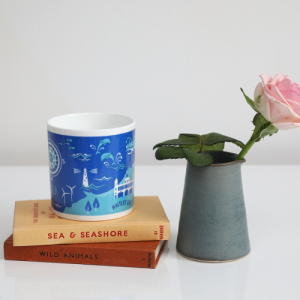 Made in the UK Day Giveaway For the Love of the North Bone China Mug