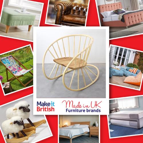Top 11 Made in UK Furniture Brands