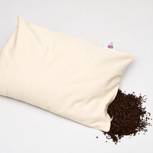 Perfect Pillow organic buckwheat pillow