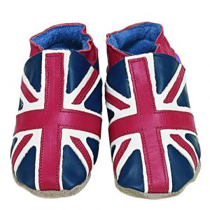 Made in UK Day Starchild Union Jack Shoes