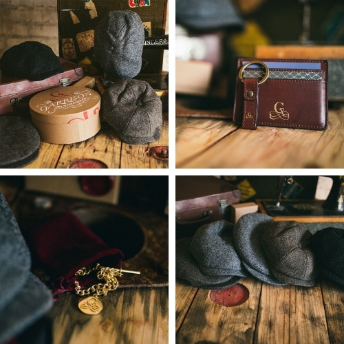 Garrison Tailors Made in UK Day Giveaway