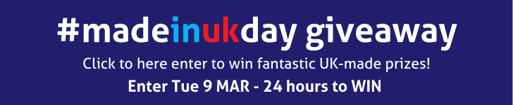 Made in UK Day Giveaway