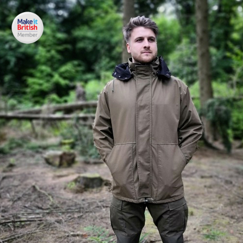 Fortis Clothing Field Jacket