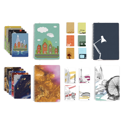 Toad Diaries notebook covers