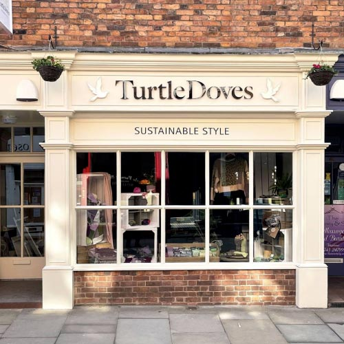 Turtle Doves shops
