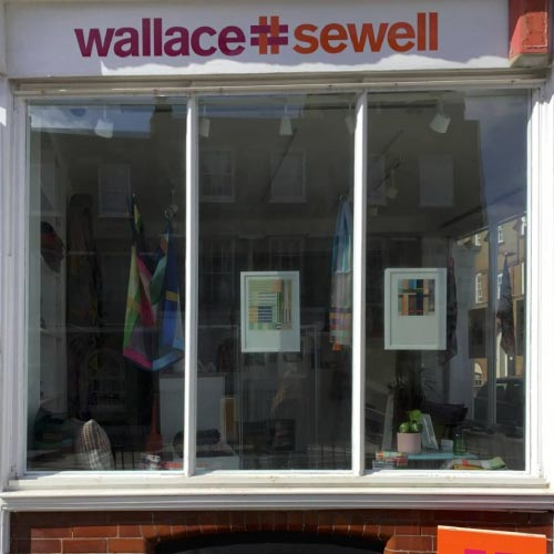 Wallace Sewell Shop
