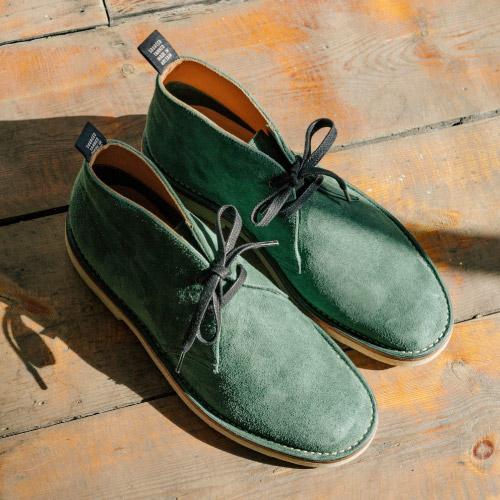 Billy Tannery Desert Boots