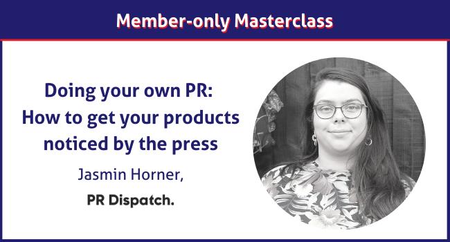PR Dispatch masterclass