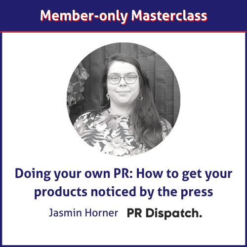Jasmin Horner PR Dispatch