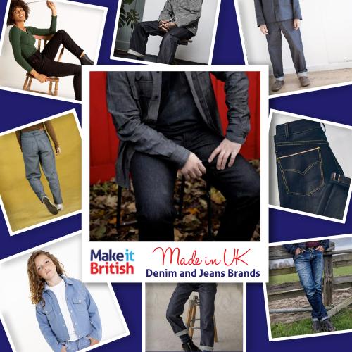 Top 10 Jeans & Denim brands