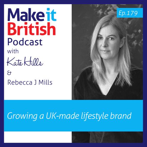 Podcast ep 179 Rebecca Mills