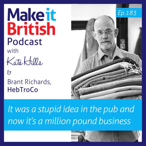 Podcast 183 Brant Richards, HebTroCo