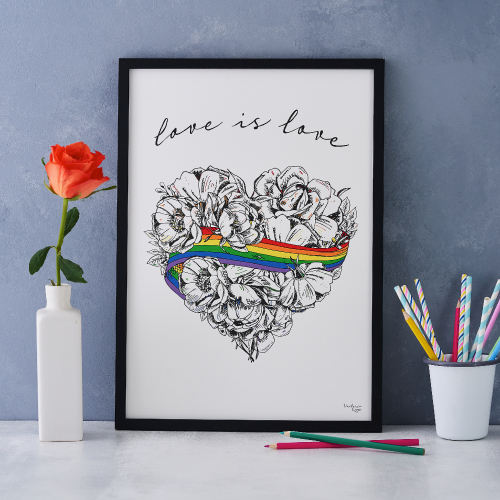 Victoria Eggs Love is Love Collection
