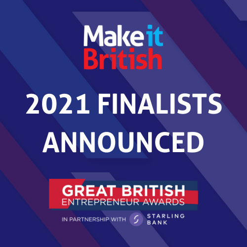 GBEA 2021 Finalists announced