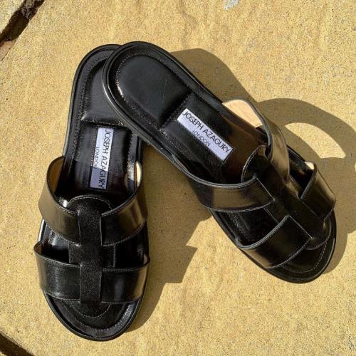 Joseph Azagury Sandals, Beachwear and accessories