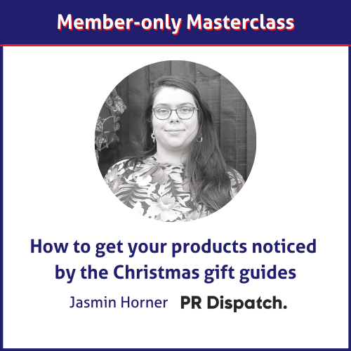 PR Dispatch Christmas gift guides