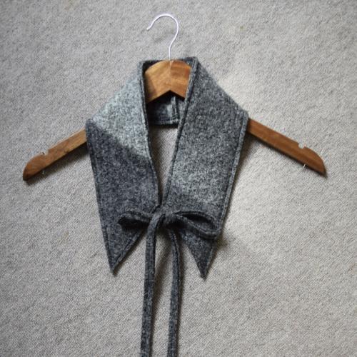 SLOOW Studio sustainable off-cut collars
