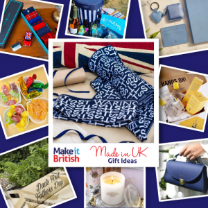 Top 10 made in UK Gift ideas