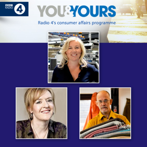 BBC Radio 4 interview with Kate Hills, Winifred Robinson and Brant Richards