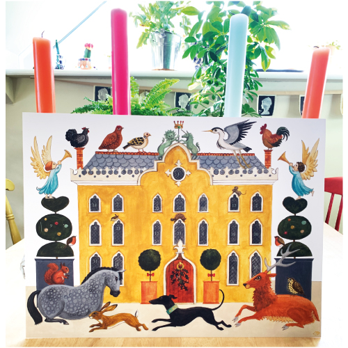 Dog and Dome Christmas advent calendars