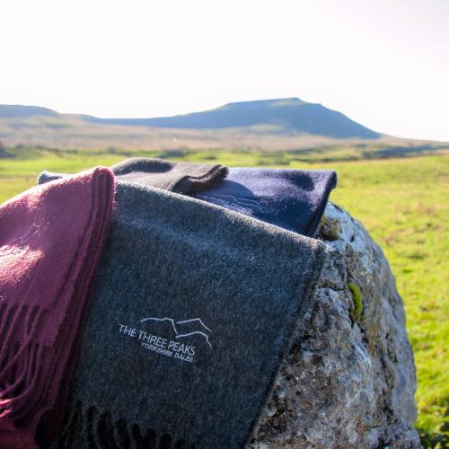 Glencroft Scarf Three Peaks Charity