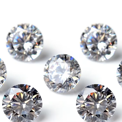 Jeweller's Loupe lab-grown diamonds collection