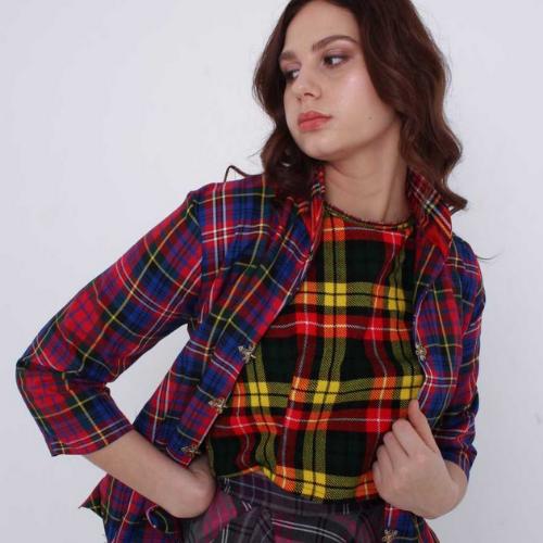 Linda Blissett UK fashion designer