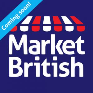 Market British coming soon