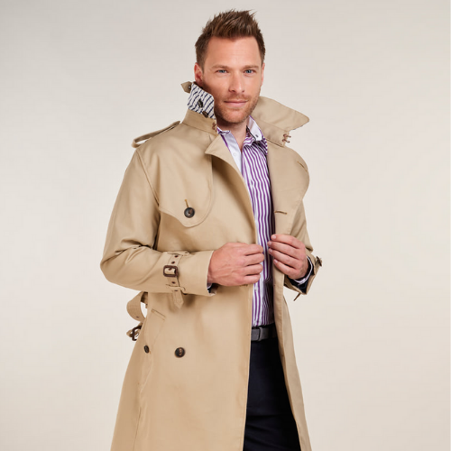 Wolf in Sheep's Clothing, UK-made coats and menswear