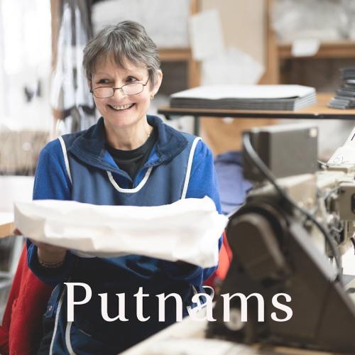 Putnams manufacturing