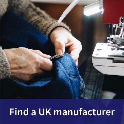 Find a UK manufacturer