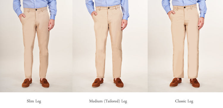 Wolf in Sheep's Clothing, UK-made trousers