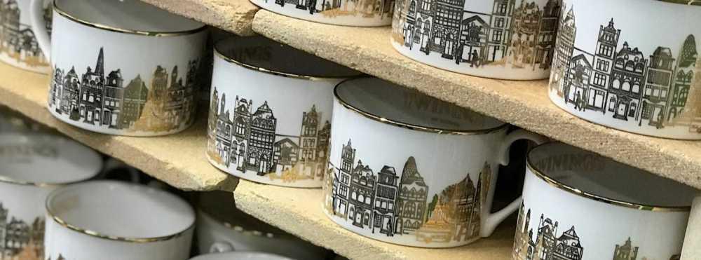 Heraldic Pottery